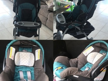 Selling: Chicco Cortina Travel system
