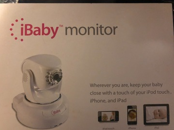 Selling: Ibaby montior