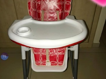 Selling: High chair