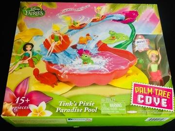 Selling: Brand New Disney Fairies Tinks Pixie Paradise Pool Toy
