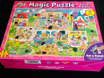 Selling: Brand New Magic Puzzle