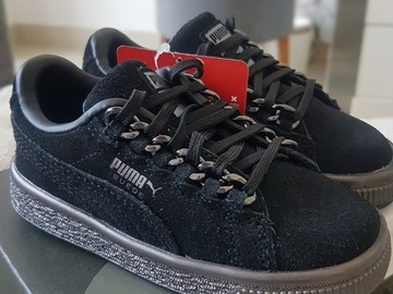 Selling: Puma Sneakers for 18-24 months (14cm) Never worn