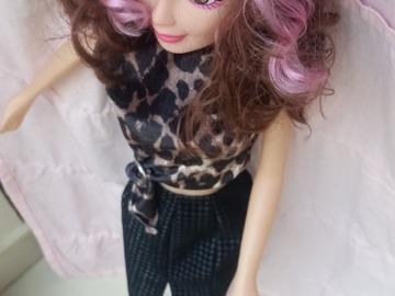 Selling: Long doll