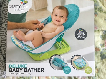Selling: Baby bather