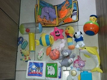 Selling: Baby toys