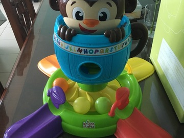 Selling: Hide and spin Monkey