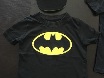 Selling: Batman shirts 2 and hats 2
