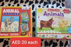 Selling: Puzzles and learning games